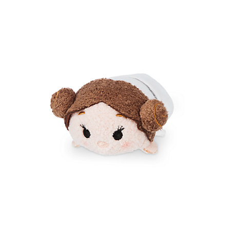 Mini peluche Tsum Tsum Principessa Leila, Star Wars