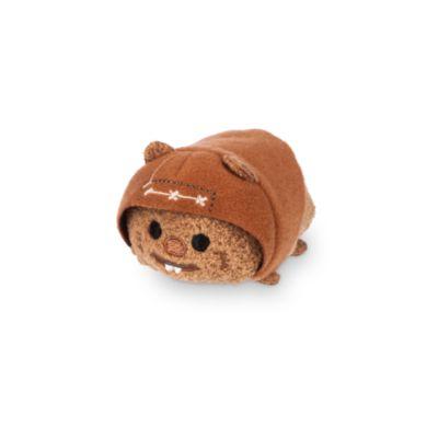 Ewok Tsum Tsum Mini Soft Toy, Star Wars