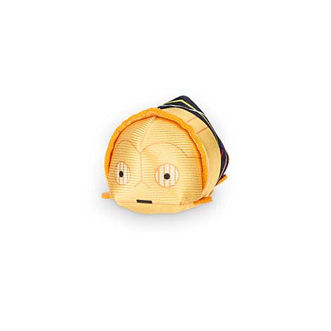 Lille C-3PO Tsum Tsum plysdyr, Star Wars