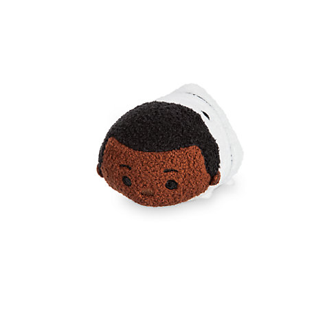 Finn as a Stormtrooper Mini Tsum Tsum Soft Toy, Star Wars: The Force Awakens