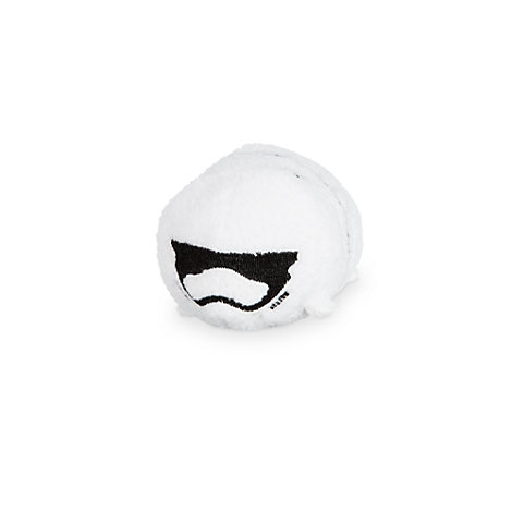 Stormtrooper Mini Tsum Tsum Soft Toy, Star Wars: The Force Awakens
