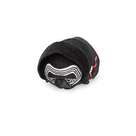 Kylo Ren Mini Tsum Tsum Soft Toy, Star Wars: The Force Awakens