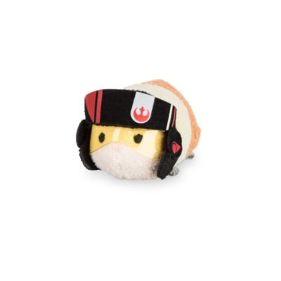 Mini peluche Tsum Tsum Poe Dameron, Star Wars : Le Réveil de la Force