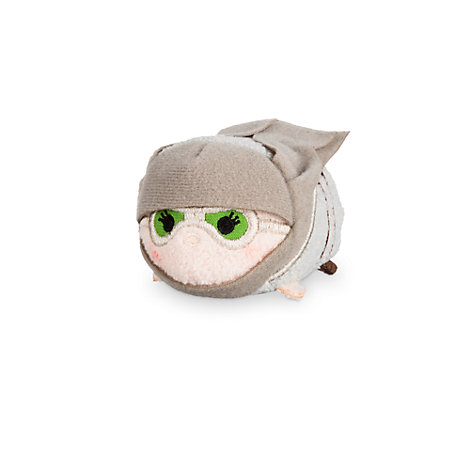 Rey Desert Outfit Mini Tsum Tsum Soft Toy, Star Wars: The Force Awakens