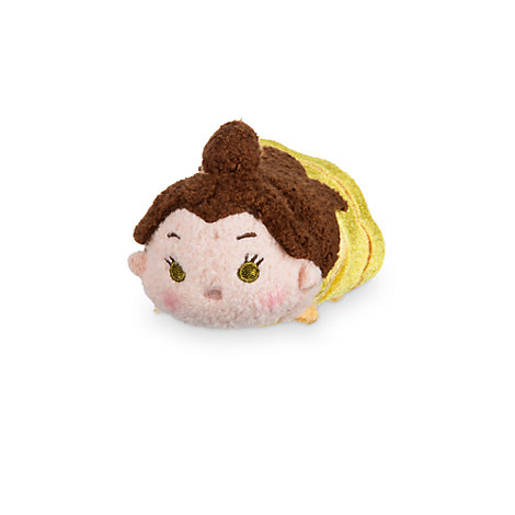 Belle Tsum Tsum Mini Soft Toy