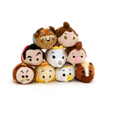 Mini peluche Tsum Tsum Tockins