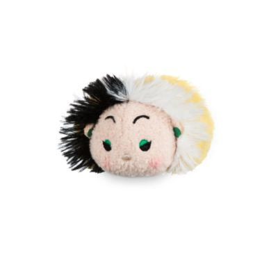 Cruella De Vil Mini Tsum Tsum Soft Toy