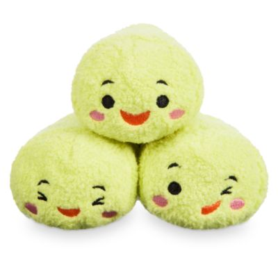 Pod with 3 Peas Tsum Tsum Mini Soft Toys, Toy Story