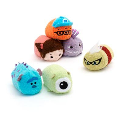 Disney Tsum Tsum Miniplsch  Die Monster AG Randall
