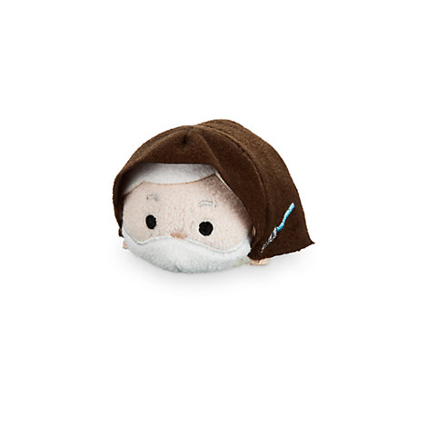 Obi-Wan Kenobi Tsum Tsum Mini Soft Toy, Star Wars Tatooine Collection