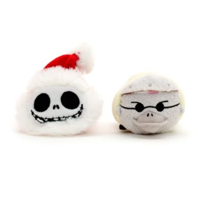 Disney Tsum Tsum Miniplüsch Kollektion - Nightmare Before Christmas