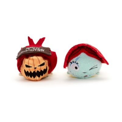 The Nightmare Before Christmas Mini Tsum Tsums, sæt med 8 stk.