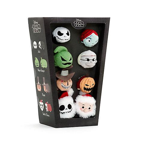 Mini Tsum Tsum The Nightmare Before Christmas, set di 8