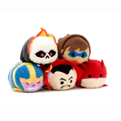 Mini peluche Tsum Tsum Ms. Marvel