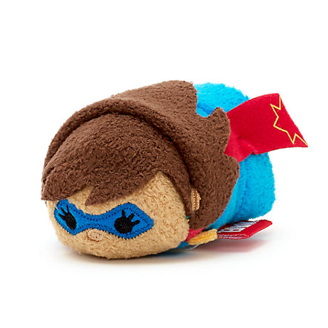 Ms. Marvel Tsum Tsum Mini-plysdukke