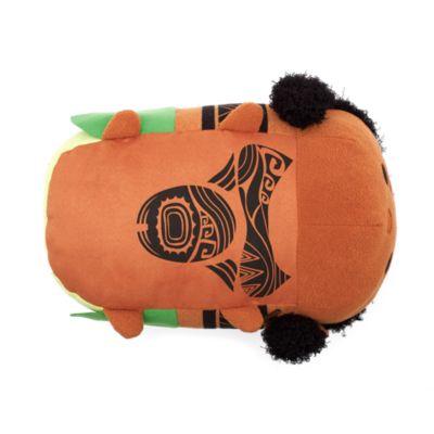 Grande peluche Tsum Tsum Maui de Vaiana, la légende du bout du monde