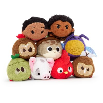 Maui Tsum Tsum Mini Soft Toy, Moana