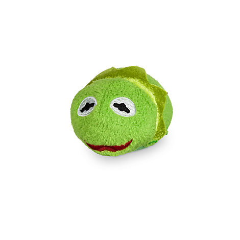 Kermit the Frog Tsum Tsum Mini Soft Toy, The Muppets