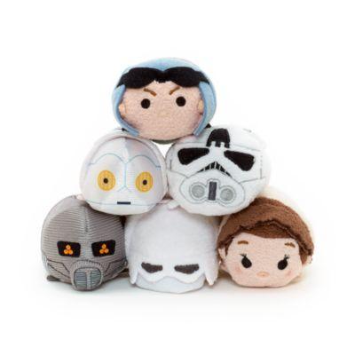Star Wars – Schneesoldat Disney Tsum Tsum Mini-Kuschelpuppe
