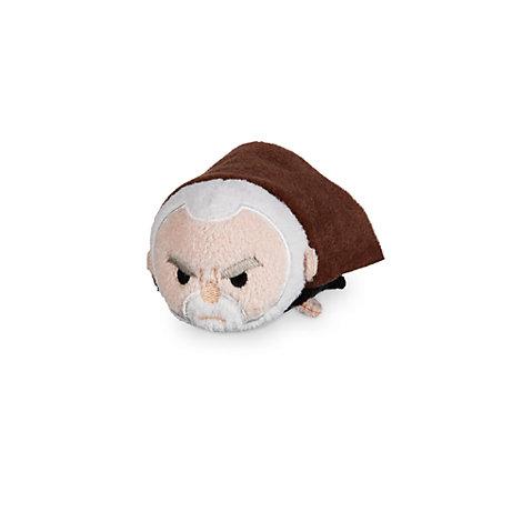Peluche Tsum Tsum mini del conde Dooku, de Star Wars