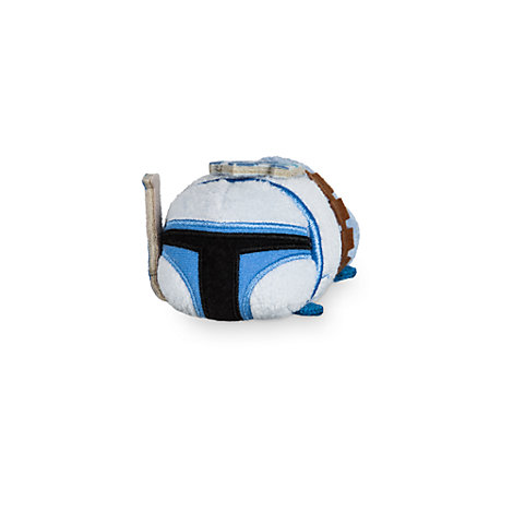 Jango Fett Tsum Tsum Mini Soft Toy, Star Wars