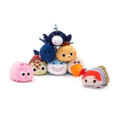 Mini peluche Tsum Tsum l'Amiral, Le Monde de Nemo