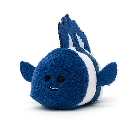 Mini peluche Tsum Tsum Flo, Le Monde de Nemo