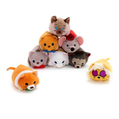 Scat Cat Tsum Tsum Mini Soft Toy, The Aristocats
