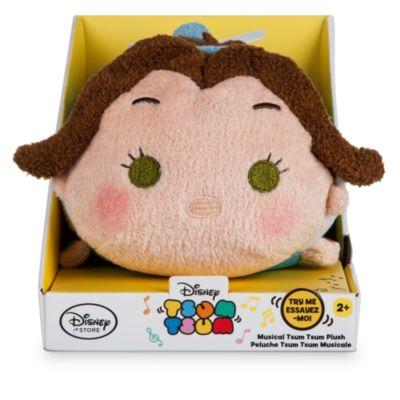 Belle Disney Tsum Tsum Kuschelpuppe mit Musik