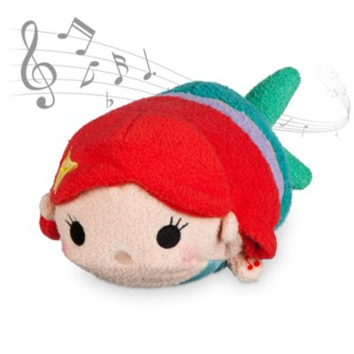 Ariel Musical Tsum Tsum Soft Toy, The Little Mermaid
