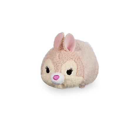 Miss Bunny Tsum Tsum Mini Soft Toy, Bambi