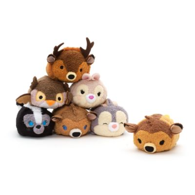 Onkel Ugle Tsum Tsum miniplysdyr fra Bambi