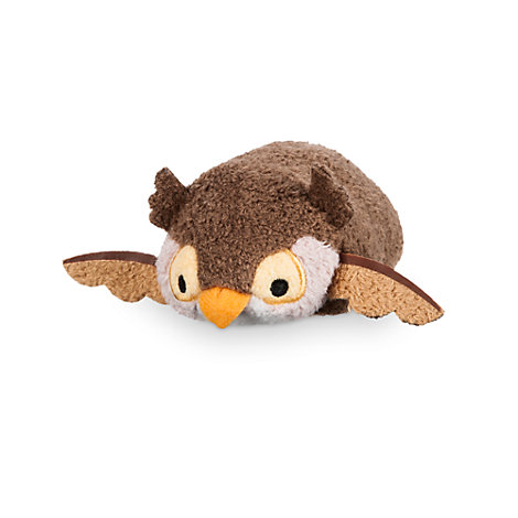 Friend Owl Tsum Tsum Mini Soft Toy, Bambi