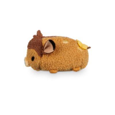 Mini peluche con farfalla Tsum Tsum Bambi