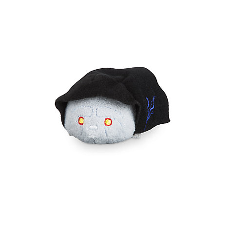 The Emperor Tsum Tsum Mini Soft Toy, Star Wars