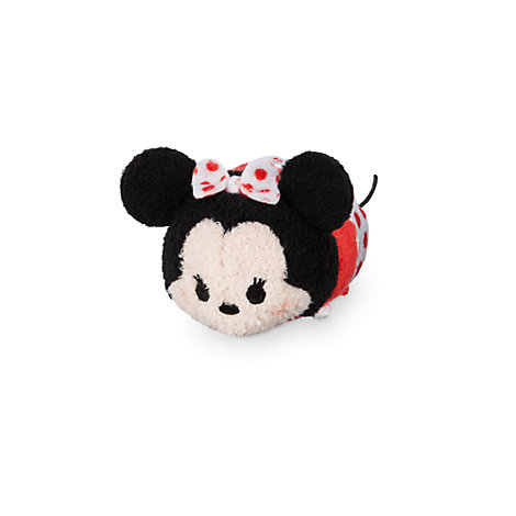Minipeluche Tsum Tsum de Minnie Mouse