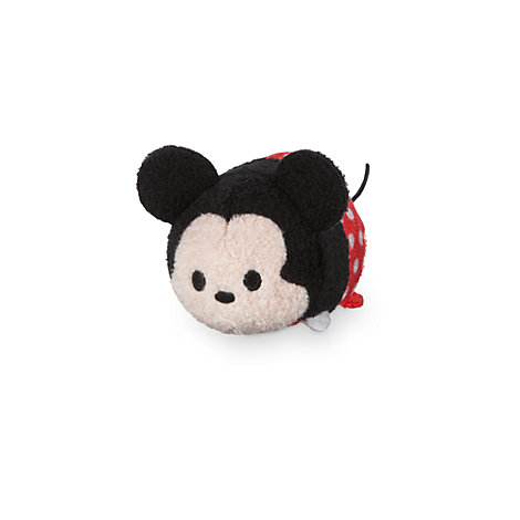 Lille Mickey Mouse Tsum Tsum plysdyr