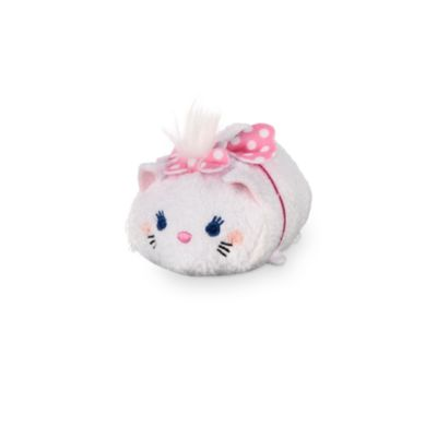 Mini peluche Tsum Tsum Marie clignant de l'oeil