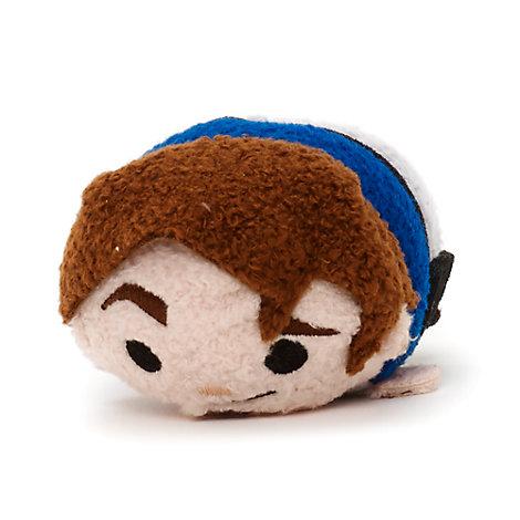Flynn Rider liten Tsum Tsum-gosedocka från tv-serien Trassel