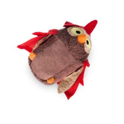 Owl Tsum Tsum Mini Soft Toy, Sleeping Beauty