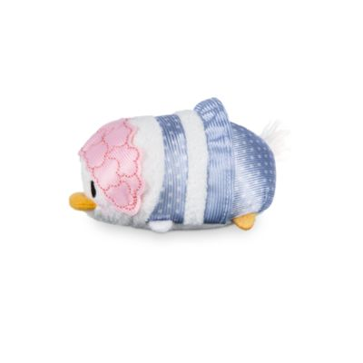 Minipeluche Tsum Tsum de Daisy de vacaciones