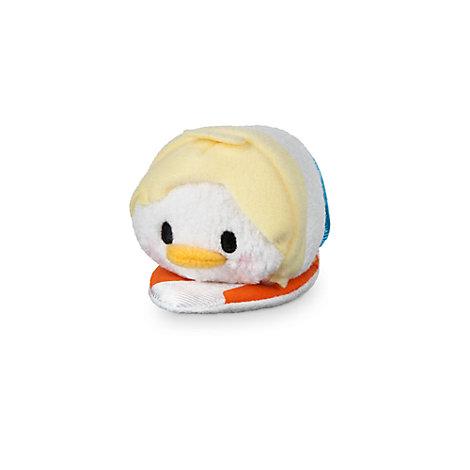 Mini peluche Tsum Tsum Donald en vacances