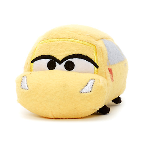 Minipeluche Tsum Tsum de Cruz Ramírez, Disney Pixar Cars 3