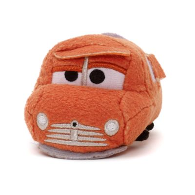 Smokey Tsum Tsum Mini Soft Toy, Disney Pixar Cars 3