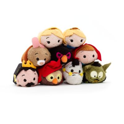 Diablo Tsum Tsum Mini Soft Toy, Sleeping Beauty