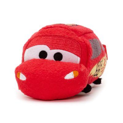 Lightning McQueen Tsum Tsum Mini Soft Toy, Disney Pixar Cars 3