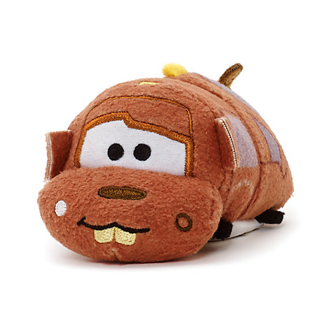 Mater Tsum Tsum Mini Soft Toy, Disney Pixar Cars 3