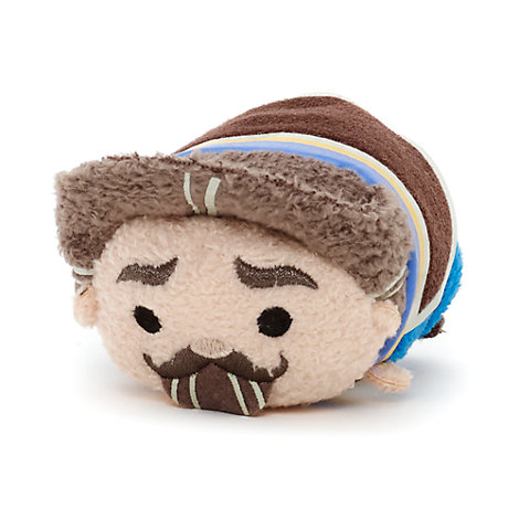 King Frederic Tsum Tsum Mini Soft Toy, Tangled: The Series
