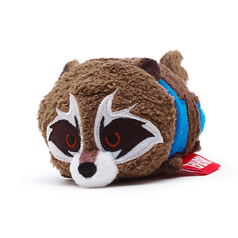 Rocket Raccoon Tsum Tsum Mini Soft Toy, Guardians of the ...