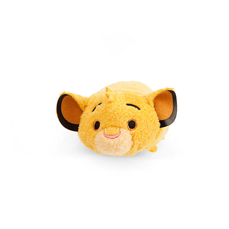 Simba Tsum Tsum Mini Soft Toy